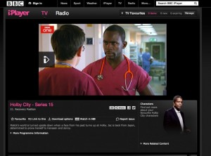 Holby City, 5th March 2013